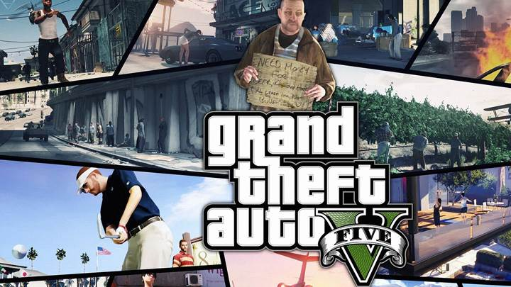 Grand Theft Auto V – Different-Different Views